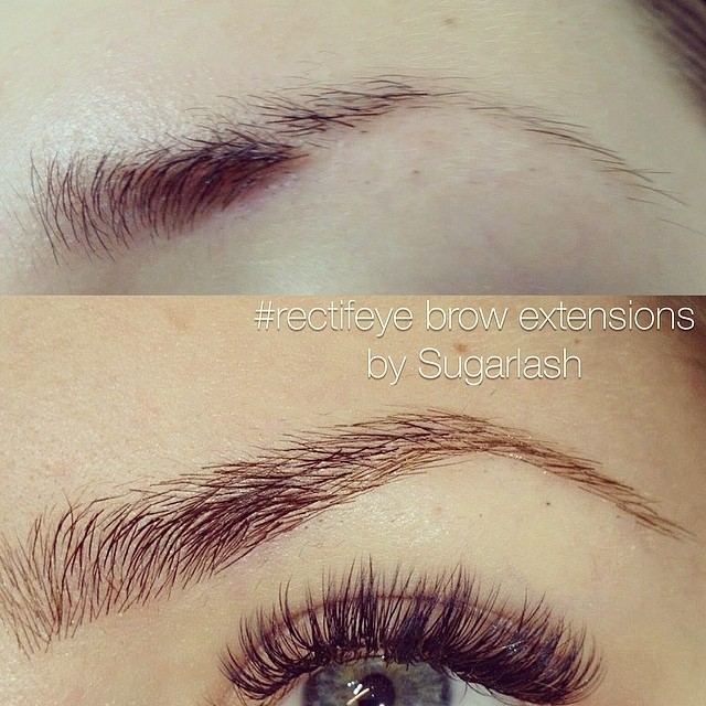 Eyebrow Extensions In Malta Krista Paris